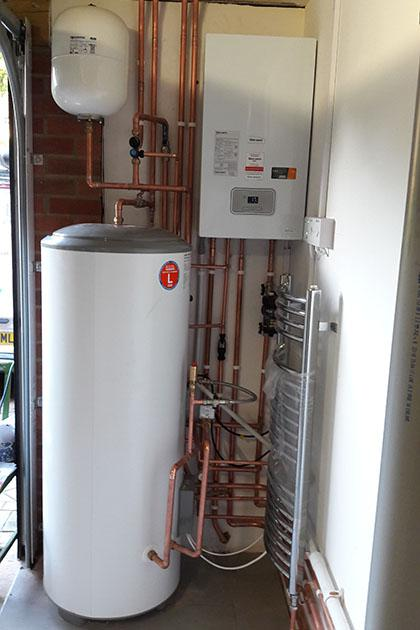 Central heating | Shedfield, Cheriton, Alresford, Petersfield, Meonstoke, Soberton and Denmead